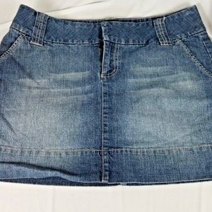 Guess Jeans Micro Mini Skirt